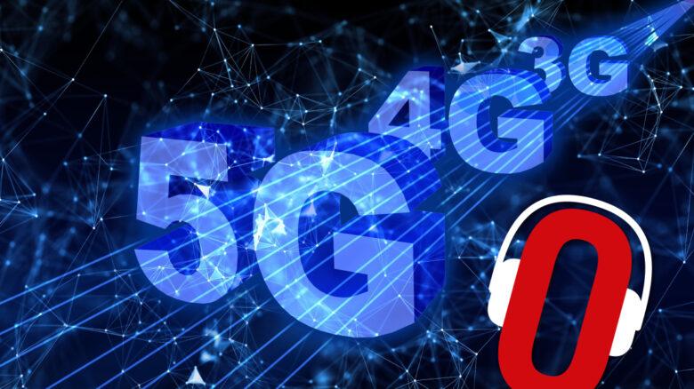grafika 3G -> 4G -> 5G