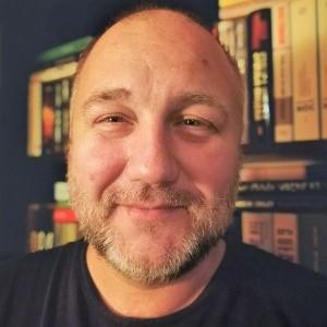 Marcin Barabasz – zdjęcie profilowe