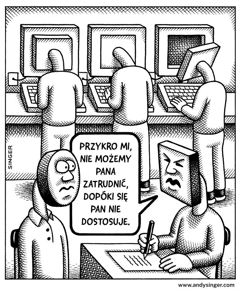 rys. Andy Singer