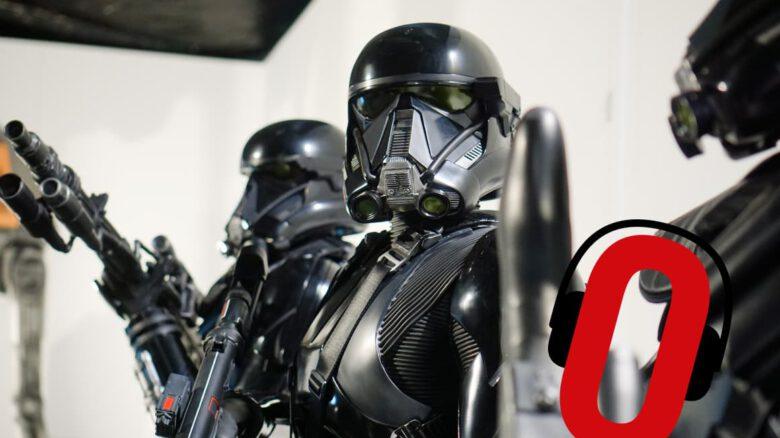 Czarni szturmowcy z Gwiezdnych Wojen