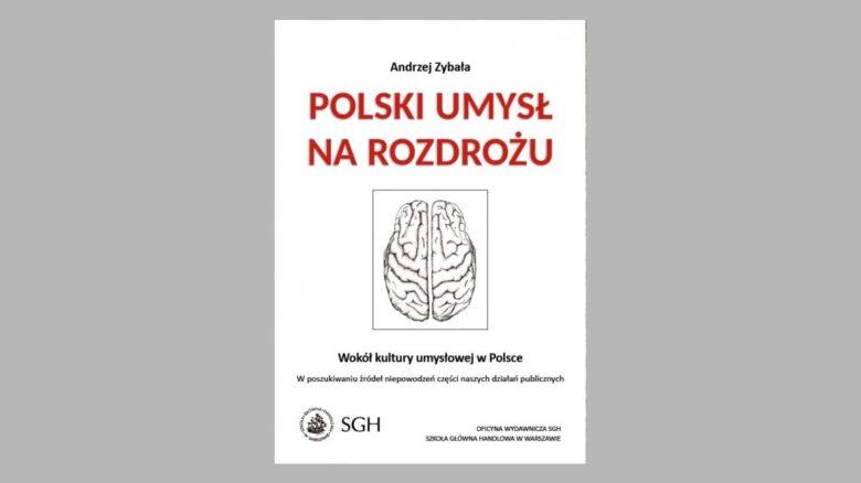 okładka Polski umysł na rozdrożu