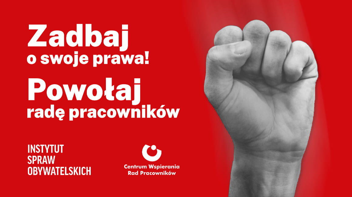 Zadbaj o swoje prawa! Powołaj radę pracowników