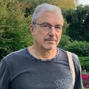 Andrzej Elżanowski – zdjęcie profilowe