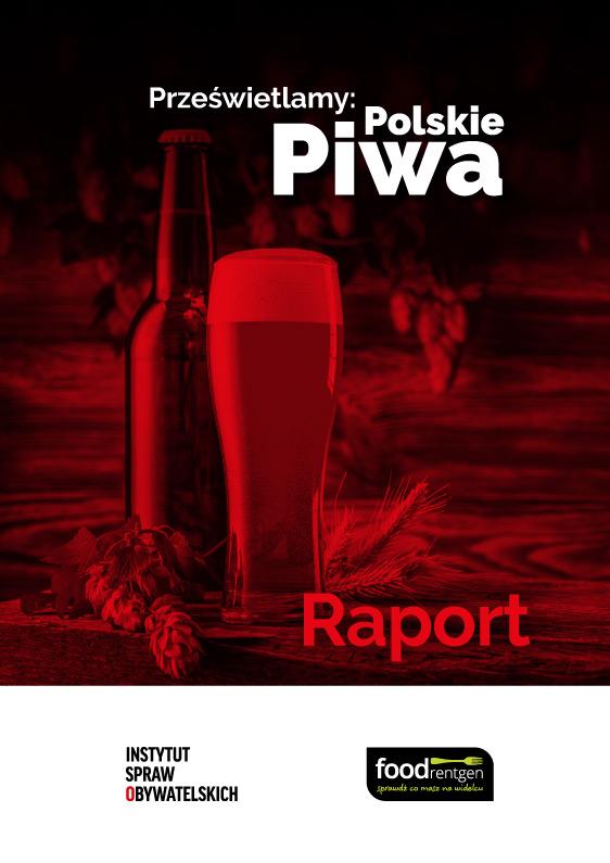 Prześwietlamy: Polskie Piwa – okładka