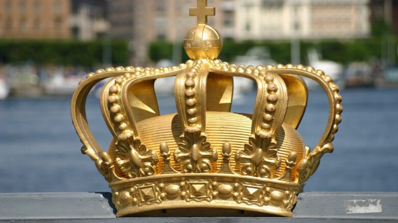 Szwecja - korona