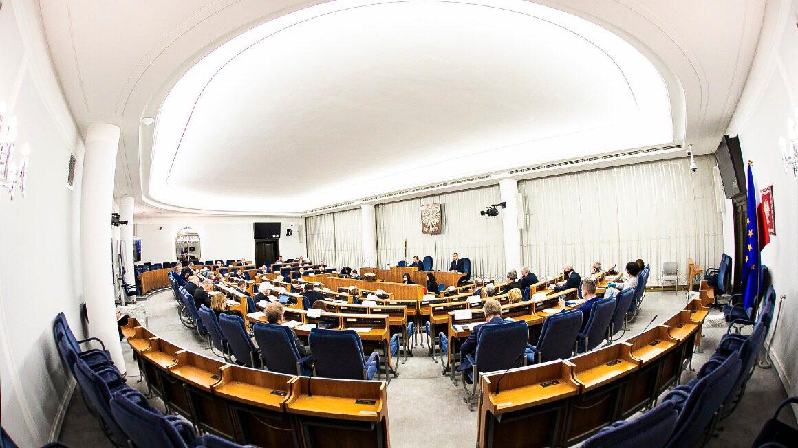 obrady Senatu RP