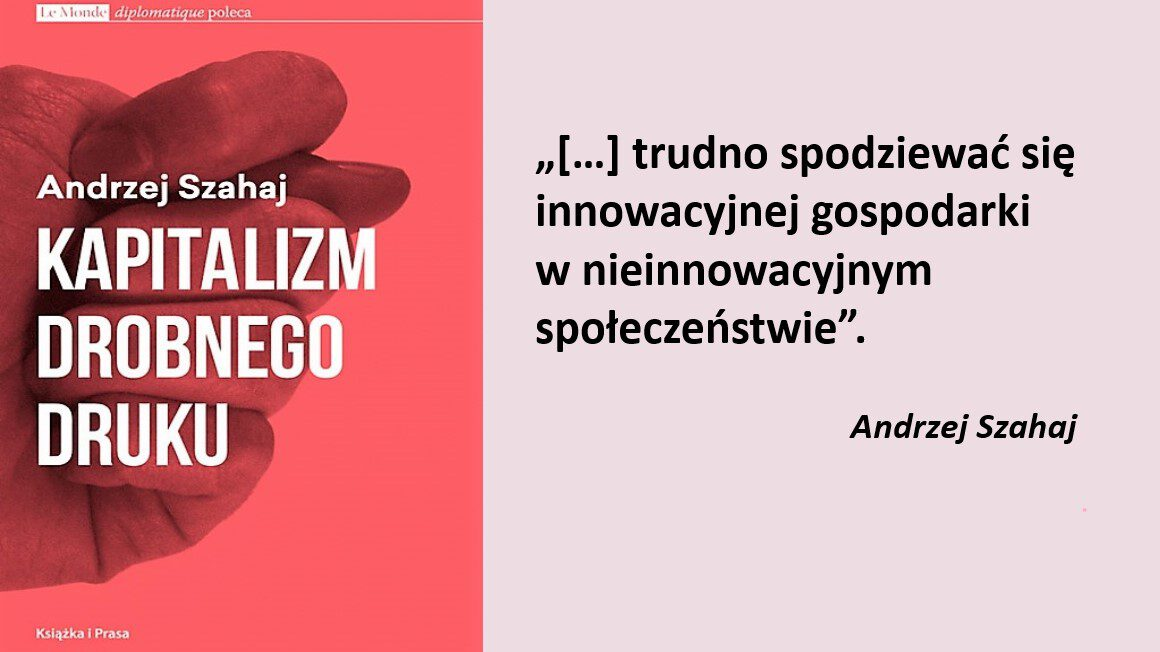 Kapitalizm drobnego druku_okładka