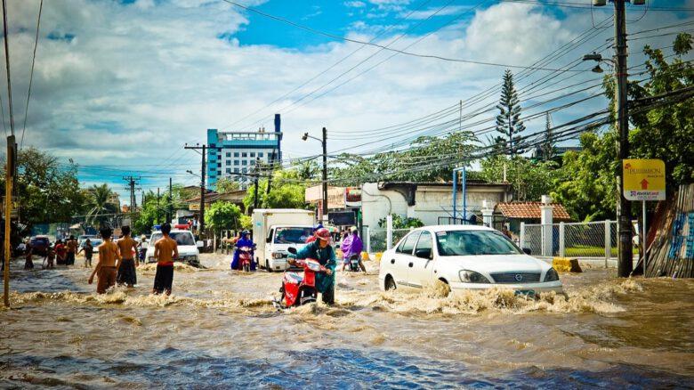 powódź Cebu, Filipiny