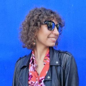 Hanna Domańska – zdjęcie profilowe