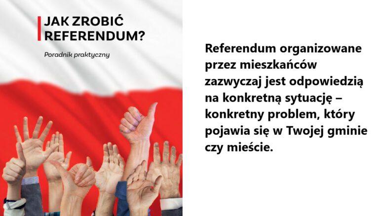jak zrobić referendum?_poradnik