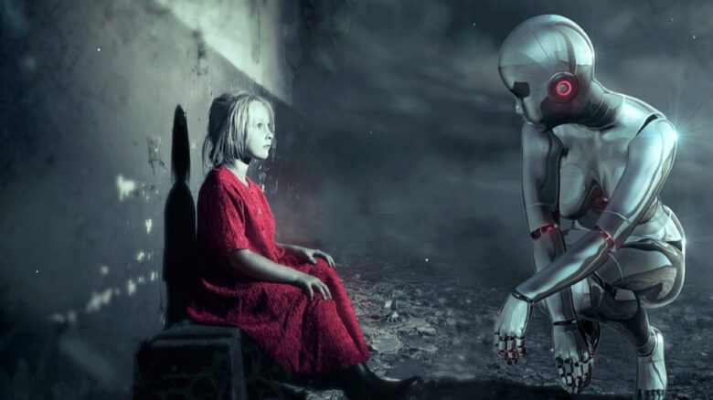 android i dziewczyna