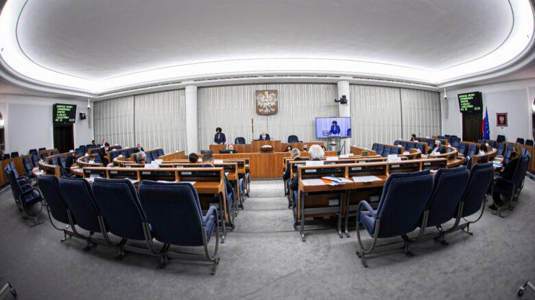 18. posiedzenie Senatu