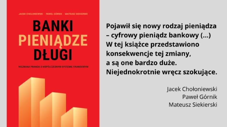 okładka_Banki, pieniądze, długi