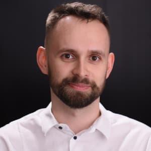 Piotr Misiurek – zdjęcie profilowe