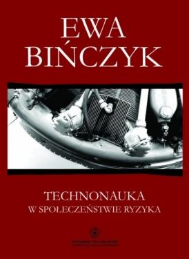 Ewa Bińczyk-Technonauka_okładka