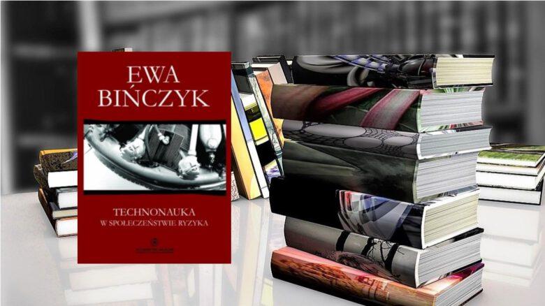 Ewa Bińczyk_technonauka_okładka