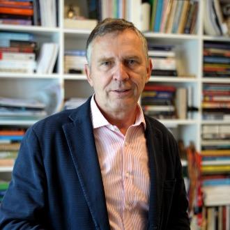 Krzysztof Obłój – zdjęcie profilowe