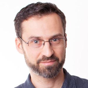 Paweł Rokicki – zdjęcie profilowe