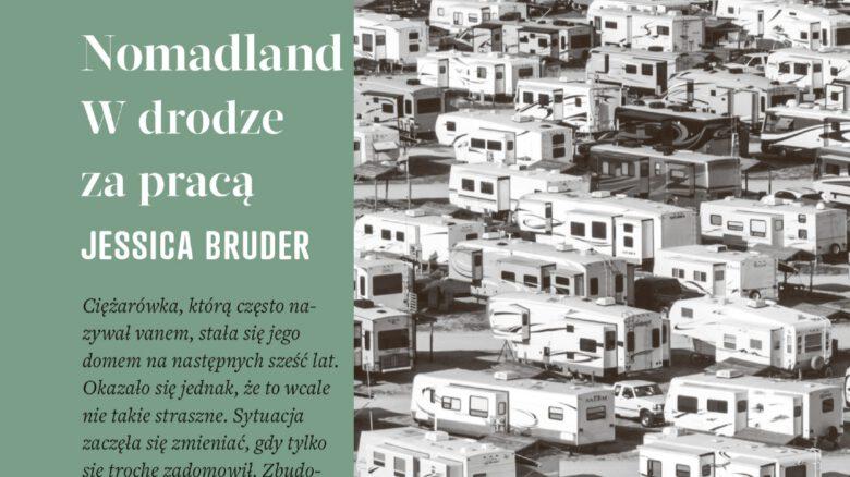 nomadland okładka