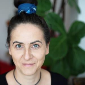 Marta Jagusztyn – zdjęcie profilowe