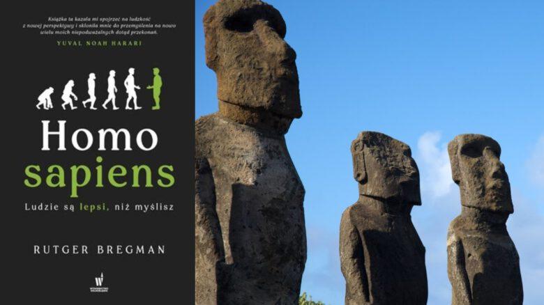 Homo sapiens - Wyspa Wielkanocna
