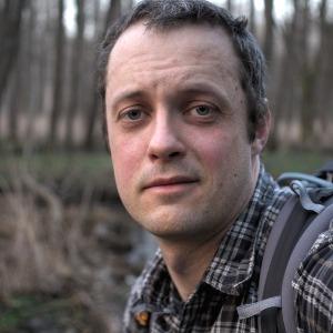 Michał Żmihorski – zdjęcie profilowe