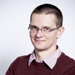 Grzegorz Makowski – zdjęcie profilowe