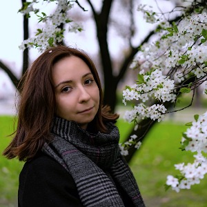 Sylwia Adamowicz – zdjęcie profilowe