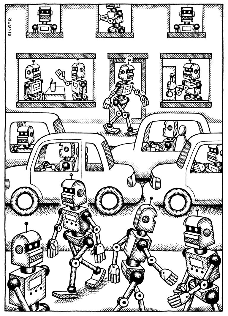 Świat robotów