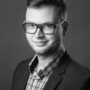 Bartosz Poniatowski – zdjęcie profilowe