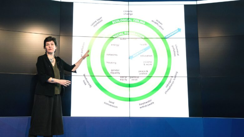 Kate Raworth - From Growth to Prosperity
