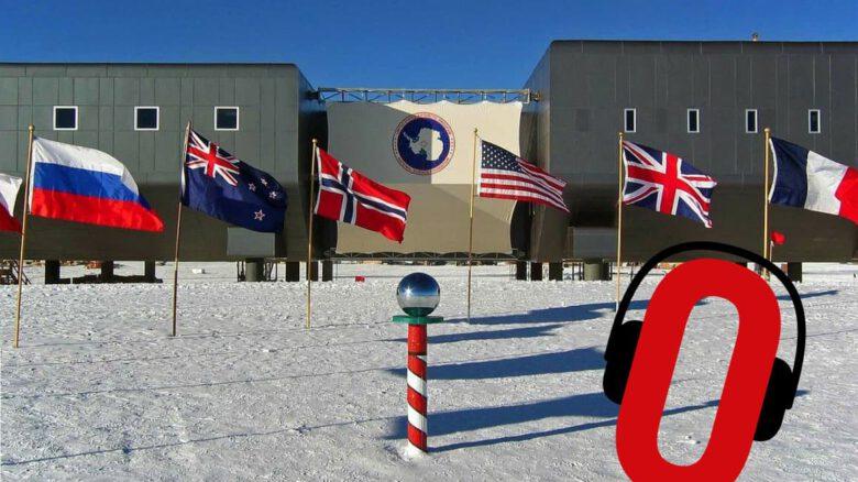 Antarktyda. Zimna wojna o zasoby