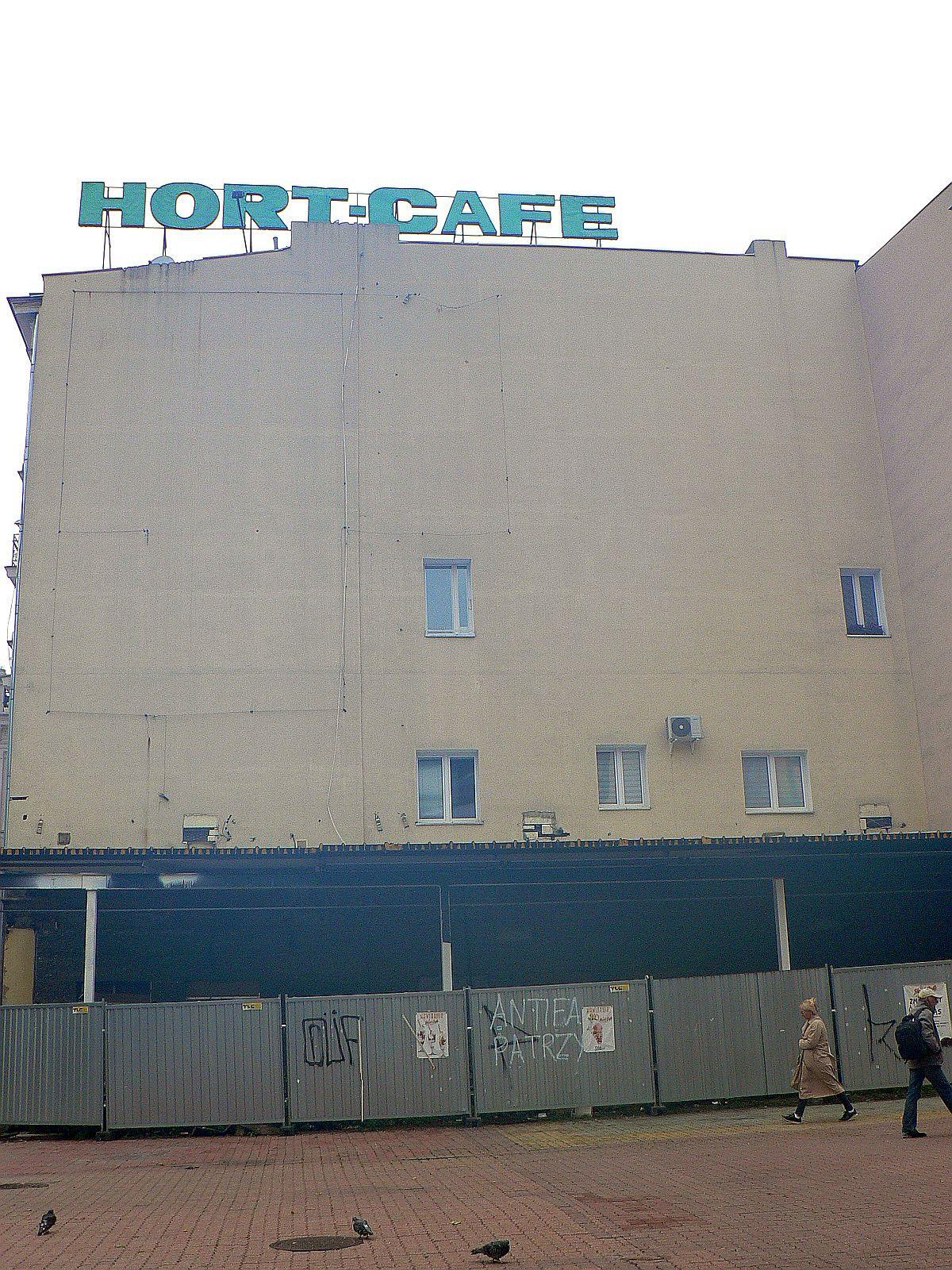 hort-cafe ogródek