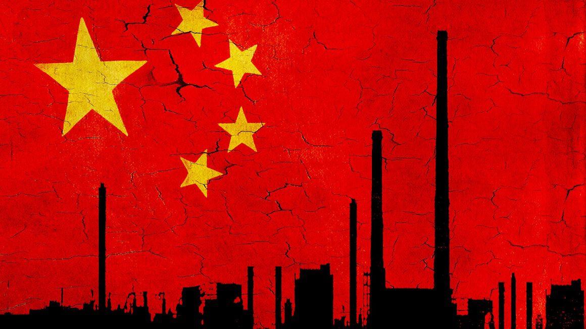 chińskie fabryki